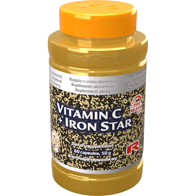 Enlarge picture VITAMIN C + IRON STAR
