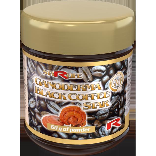 Enlarge pictureGANODERMA BLACK COFFEE STAR