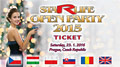 OPEN PARTY 2015 - ticket