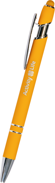 Enlarge picture Ballpen STARLIFE, yellow
