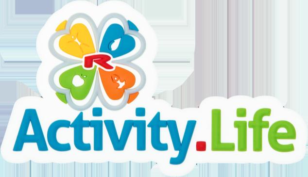 Enlarge pictureMagnetické logo 3D Activity.Life 80×46 mm