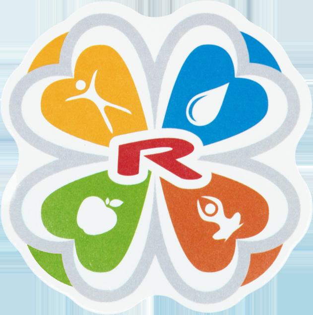 Enlarge pictureMagnetické logo ČTYŘLÍSTEK 55 mm