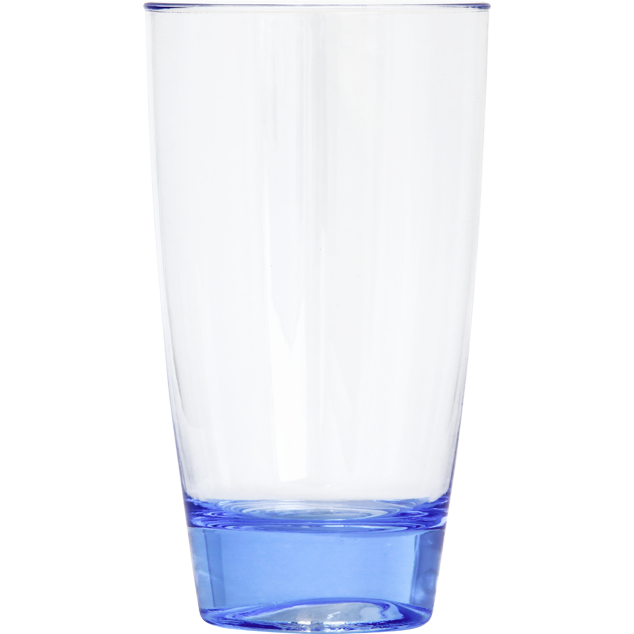 Enlarge picture WATER CUP PLASTIC, 450 ml, BLUE
