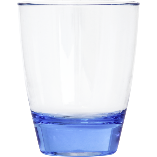 Enlarge picture WATER CUP PLASTIC, 350 ml, BLUE