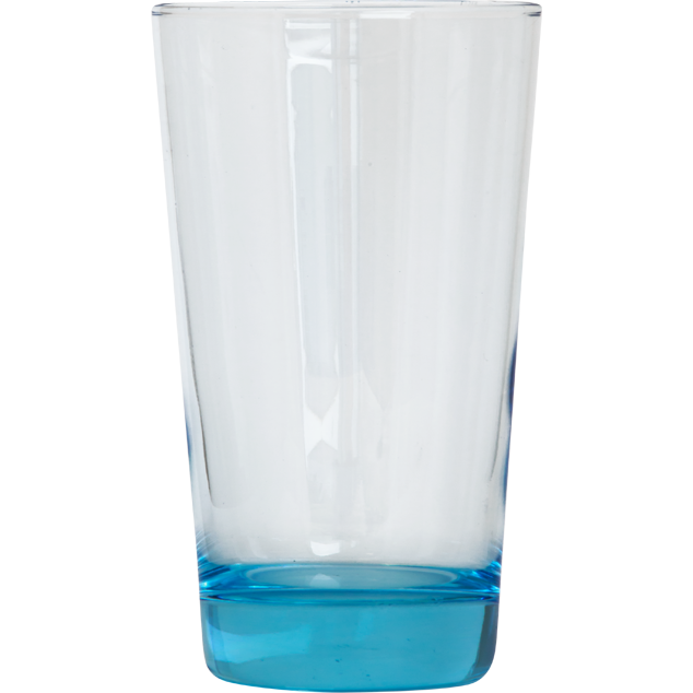 Enlarge picture WATER GLASS, 400 ml, BLUE