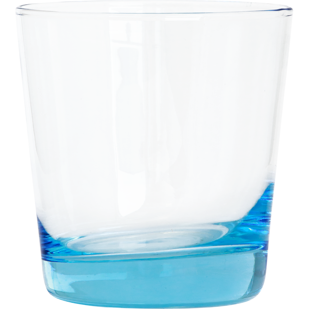 Enlarge picture WATER GLASS, 300 ml, BLUE