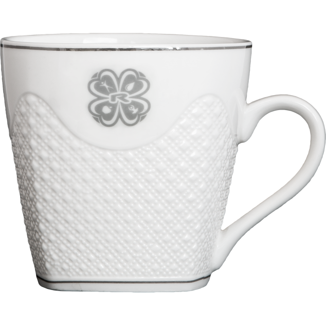 Enlarge picture CUP, 320 ml, WHITE CERAMIC