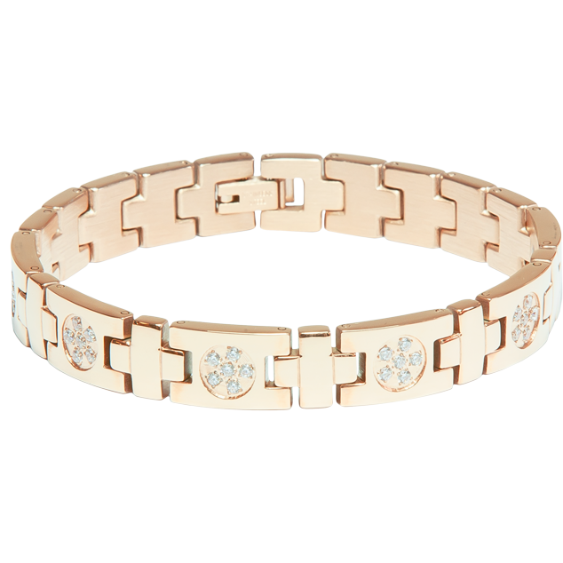Enlarge picture Bracelet MEGAN gold + silver