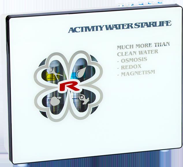 Zvětšit obrázekACTIVITY WATER STARLIFE 2017