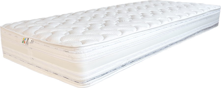 Enlarge picture Mattress STANDARD, 160 × 200 cm