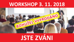 WORKSHOP 3. 11. 2018